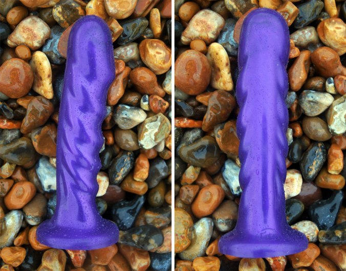Tantus Echo: profile and spine